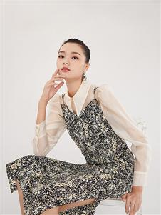 EATCH衣曲女装时尚套装裙