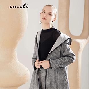 imili艺梦来新品   寒冬美衣,时髦有度