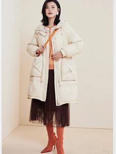 羽沙国际2020新款羽绒服