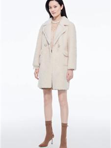 芭蒂娜女装新款大衣