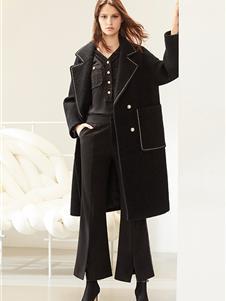 雪歌女装雪歌女装新款大衣
