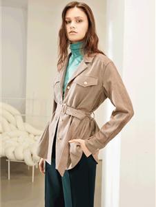 雪歌女装雪歌女装新款外套