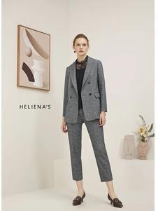 海兰丝女装新款西装