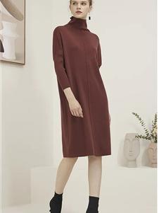 海兰丝女装新款毛衣裙