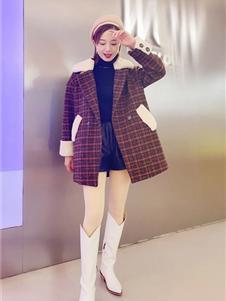 雅美瑞女装新款外套