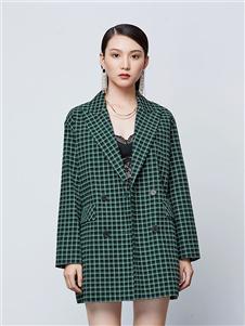 艾安琪女装新款大衣