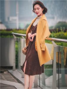洛呗一女装410767款