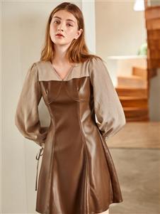 天使韩城新款连衣裙