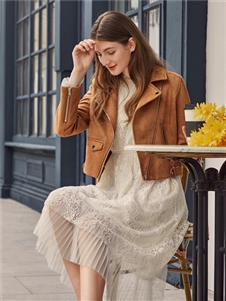 天使韩城新款短外套