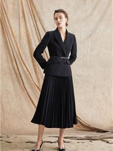 TieForHer女装2020新款裙装
