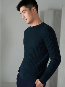 雅戈尔男装新款针织衫