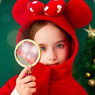 BBPARK上新 圣诞换装,宝贝穿衣有魔法