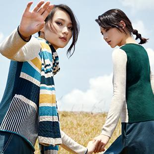 复古简约文艺范女装加盟 15年谷度品牌值得选择!