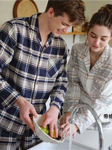 棉购新款家居服