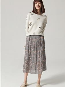 布景女装布景女装新款毛衣