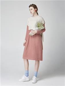 墨曲女装新款针织衫