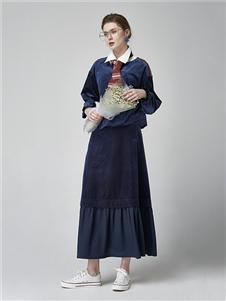 墨曲女装墨曲女装新款连衣裙