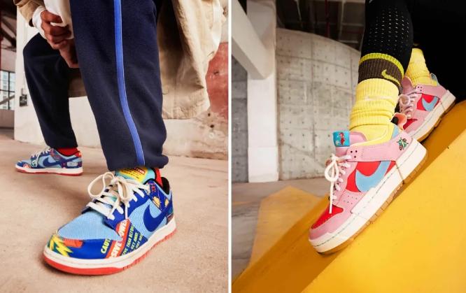 耐克、Jordan品牌及Converse共同推出2021中国新年系列产品