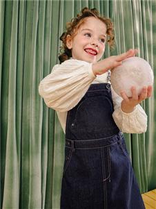 小食梦兽童装小食梦兽童装新款背带裙