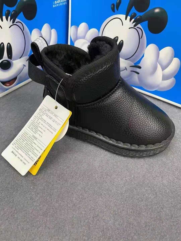 童優會特供2020泉州巴布豆冬款雪地靴運動鞋
