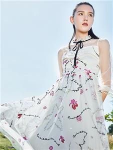 ANOTHER ONE2021唯美连衣裙