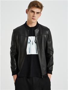 PLOVER新款黑色外套