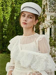 贝洛安女装贝洛安2021春夏款蕾丝裙