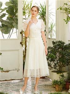 贝洛安女装贝洛安2021春夏款连衣裙
