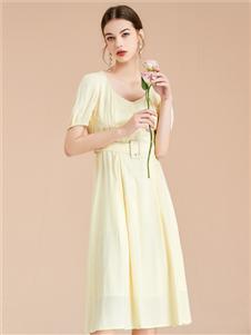 艾丽哲女装艾丽哲新款连衣裙