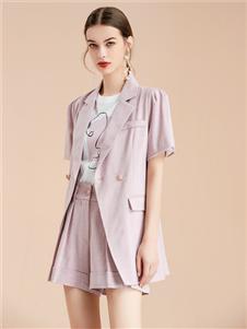 艾丽哲女装艾丽哲新款西服外套