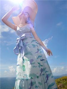 异闻2021夏装连衣裙