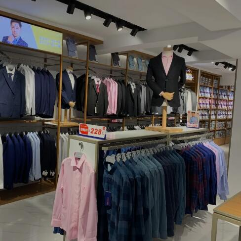 恭喜罗蒙新零售河南郑州中牟青年路商业街店盛大开业