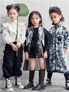 JOJO童装2021春新款