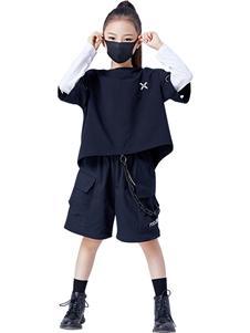 JOJO2021春女童卫衣