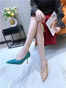 圣恩熙女鞋新款跟鞋