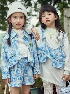 M童装女童时尚外套