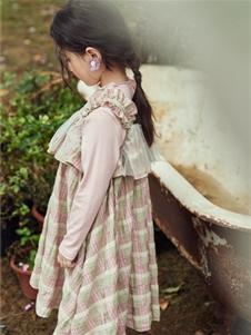 M童装2021连衣裙