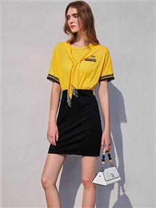卡尼欧2021夏装新款裙子
