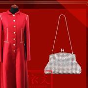 春节穿搭指南 依文时尚管家为您打造女神范儿,伴您红红火火过大年