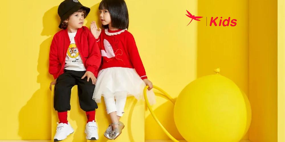 红蜻蜓童装童装
