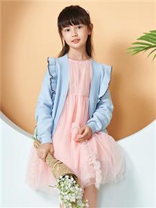 红蜻蜓春夏新款连衣裙