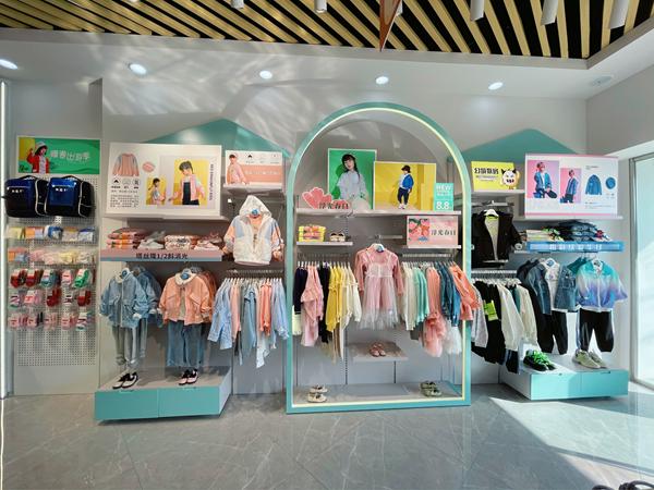 红蜻蜓儿童店铺展示