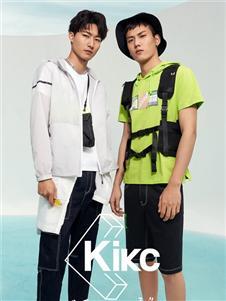 KIKC夏季新款