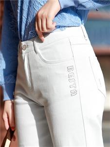 百斯盾春夏新款女裤