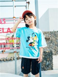 迪士汤姆男童T恤