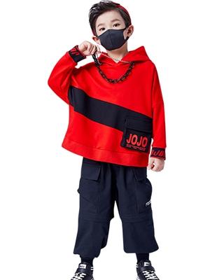 JOJO设计师童装,带你了解2021早春潮童穿搭