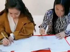 恭喜重庆朱老板在服装品牌环球社协助下签约VESPER LYND女装