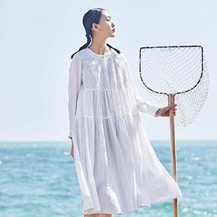 开棉麻文艺风女装店好吗,谷度原创亚麻设计师品牌怎么样?