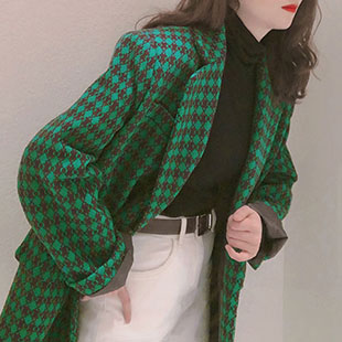 开春西服外套搭配 桔尚Joy speaker新款时尚简约又有型!
