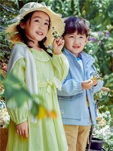 青蛙王子童装21春季新款大片